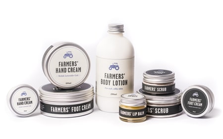 The FARMERS' product range