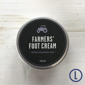 FARMERS' foot cream