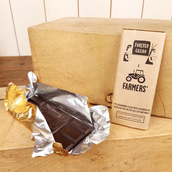 FARMERS' Chocolate bar