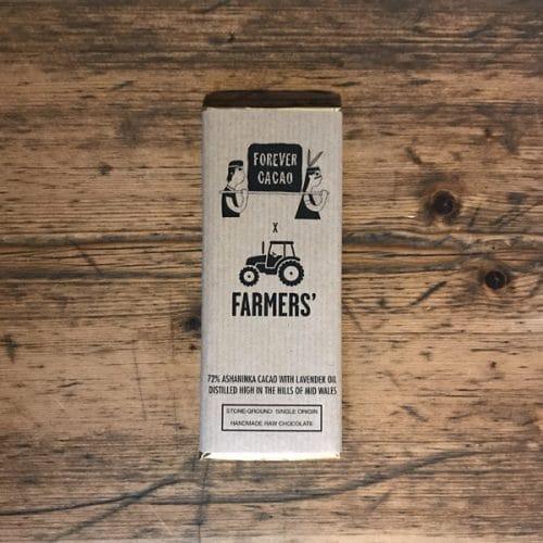 FARMERS' chocolate