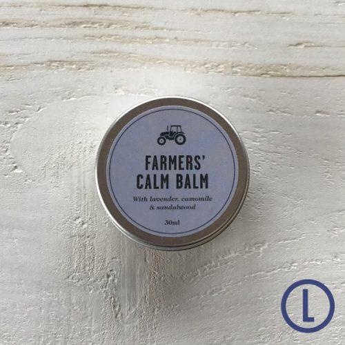 FARMERS' calm balm