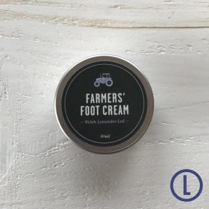 FARMERS' mini foot cream