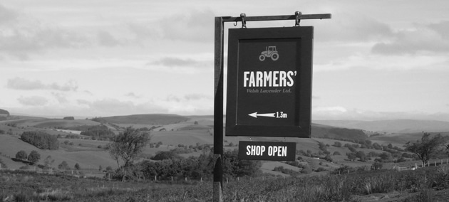 The Farmers' shop is now open