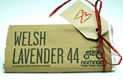Welsh Lavender Chocolate