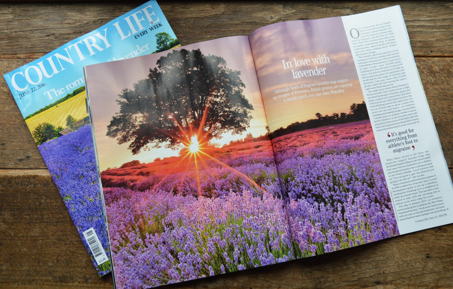 FARMERS' in Country Life Magazine