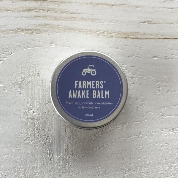 FARMERS' awake balm