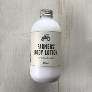 FARMERS' body lotion