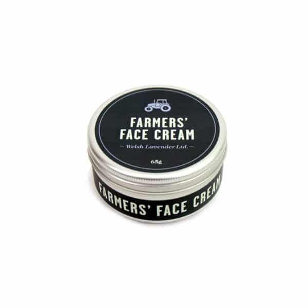moisturising face cream with lavender