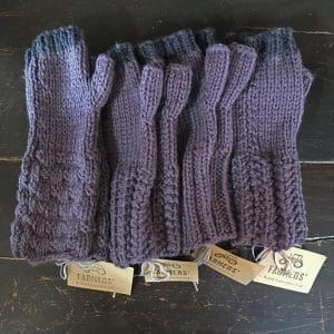 FARMERS' Fingerless Mitts