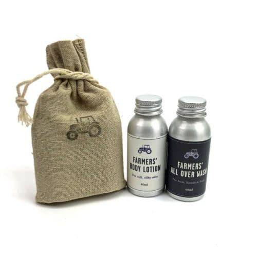 Wash & lotion travel minis