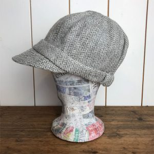 Chelsea Farmer Cloth Cap by Rachel Trevor-Morgan Oatmeal