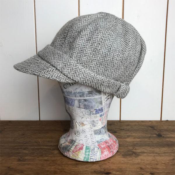 Chelsea Farmer Cloth Cap by Rachel Trevor-Morgan Oatmeal