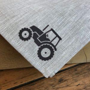 FARMERS' Linen Napkin